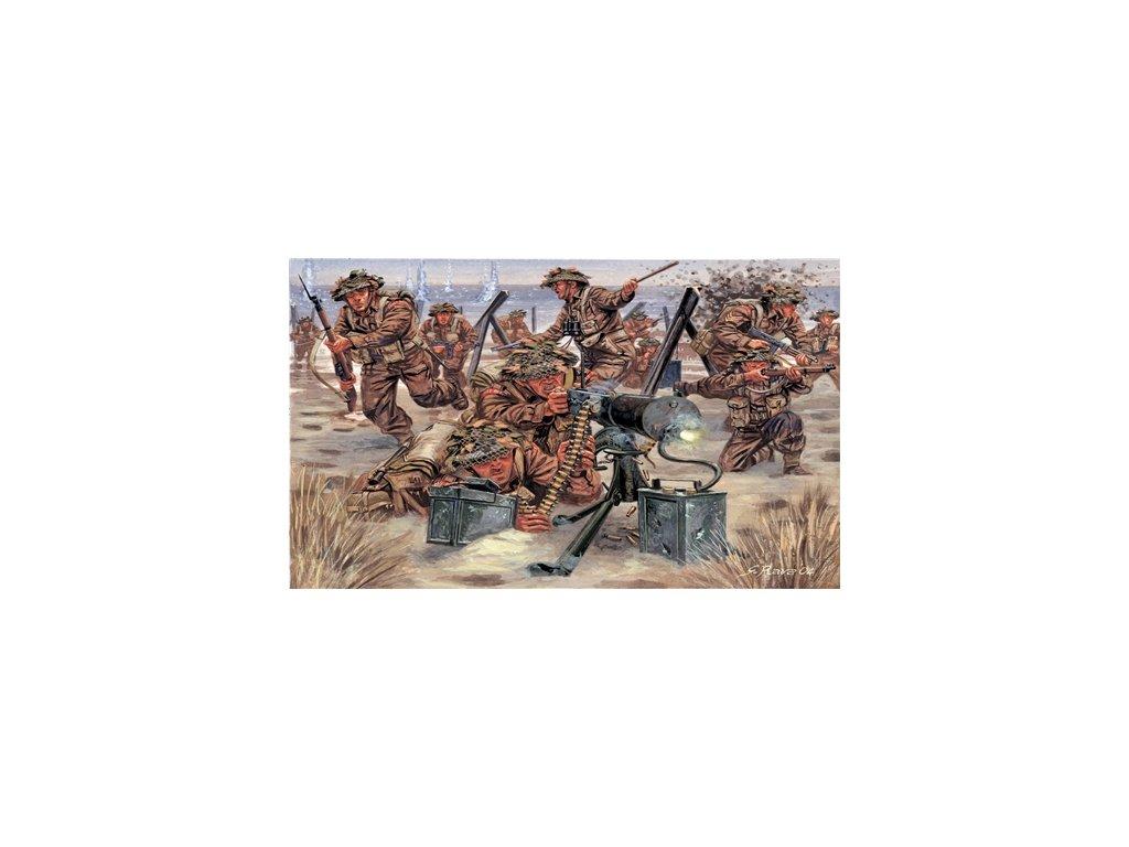 1751 model kit figurky italeri 6056 wwii british infantry 1 72