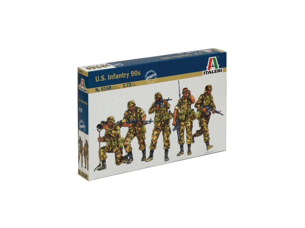 1838 model kit figurky italeri 6168 u s infantry 1980s 1 72