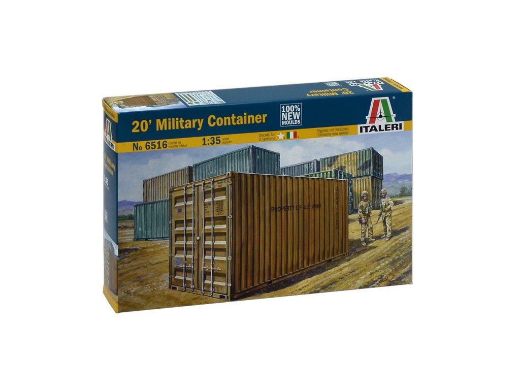 1901 model kit doplnky italeri 6516 20 military container 1 35