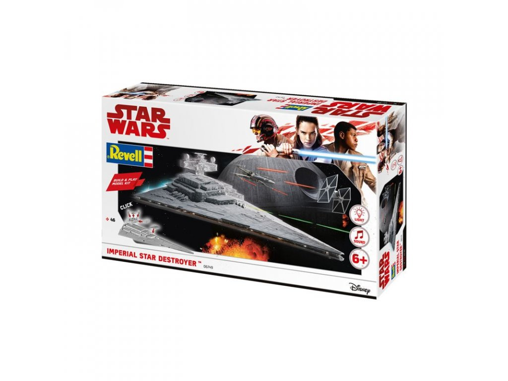 1952 build play sw 06749 imperial star destroyer