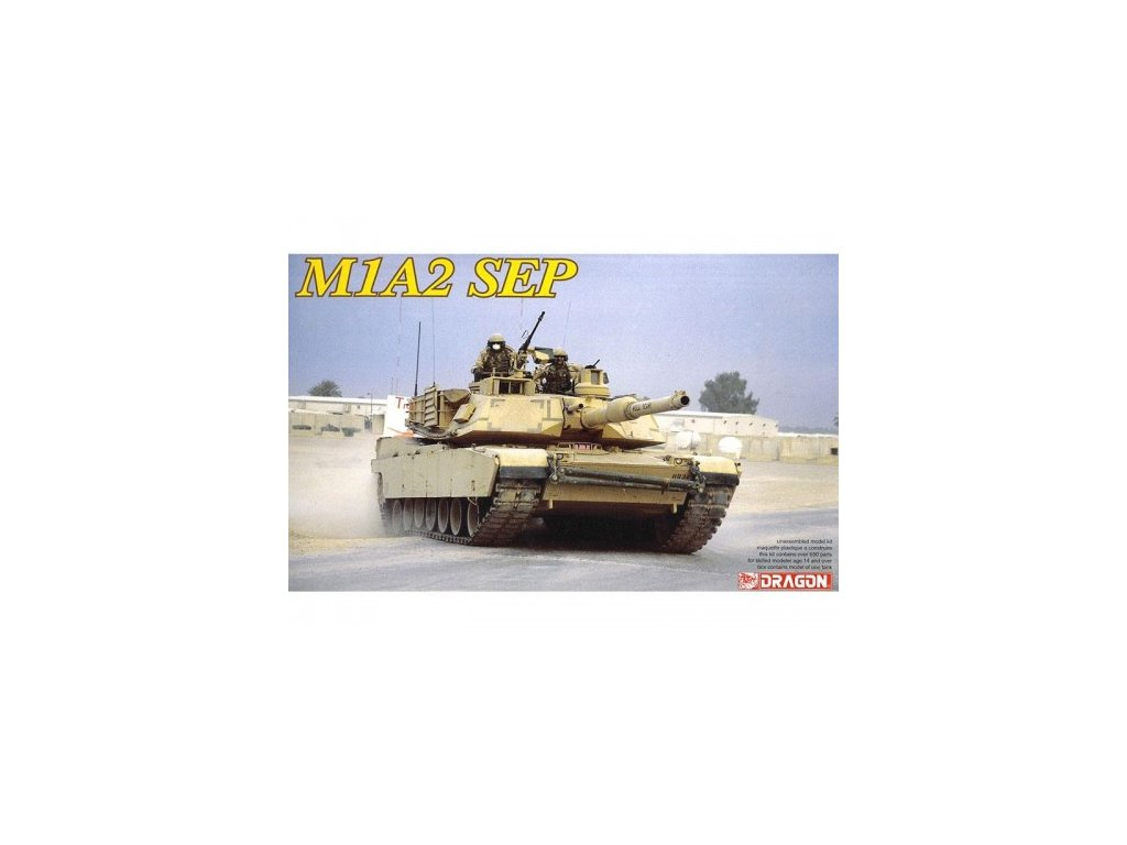 2108 model kit tank dragon 3536 m1a2 sep 1 35