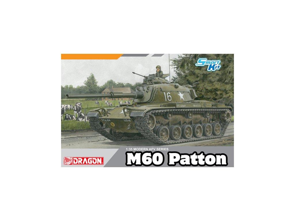 2111 model kit tank dragon 3553 m60 patton 1 35