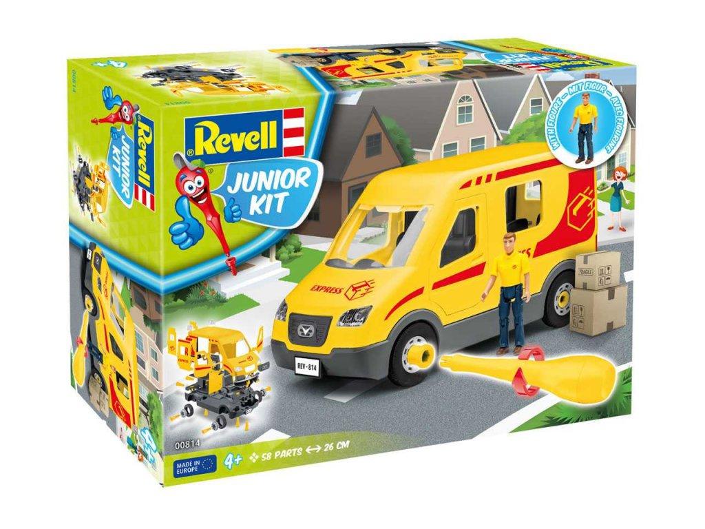 2270 junior kit auto 00814 delivery truck incl figure 1 20