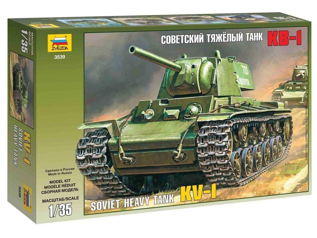 236 model kit tank zvezda 3539 kv 1 soviet heavy tank 1 35