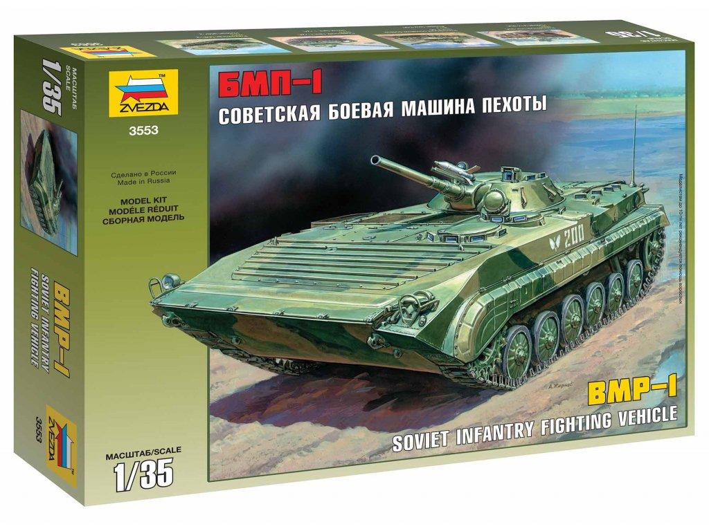 260 model kit military zvezda 3553 bmp 1 1 35