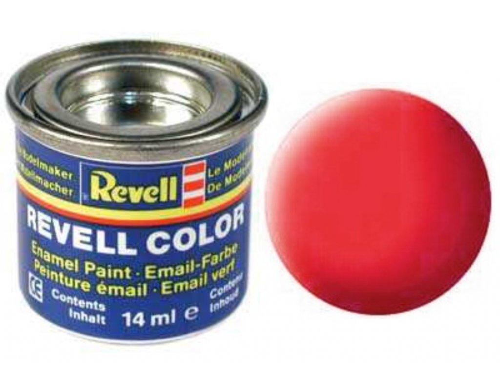 2954 farba revell emailova 32125 matna svetlo oranzova luminous orange mat