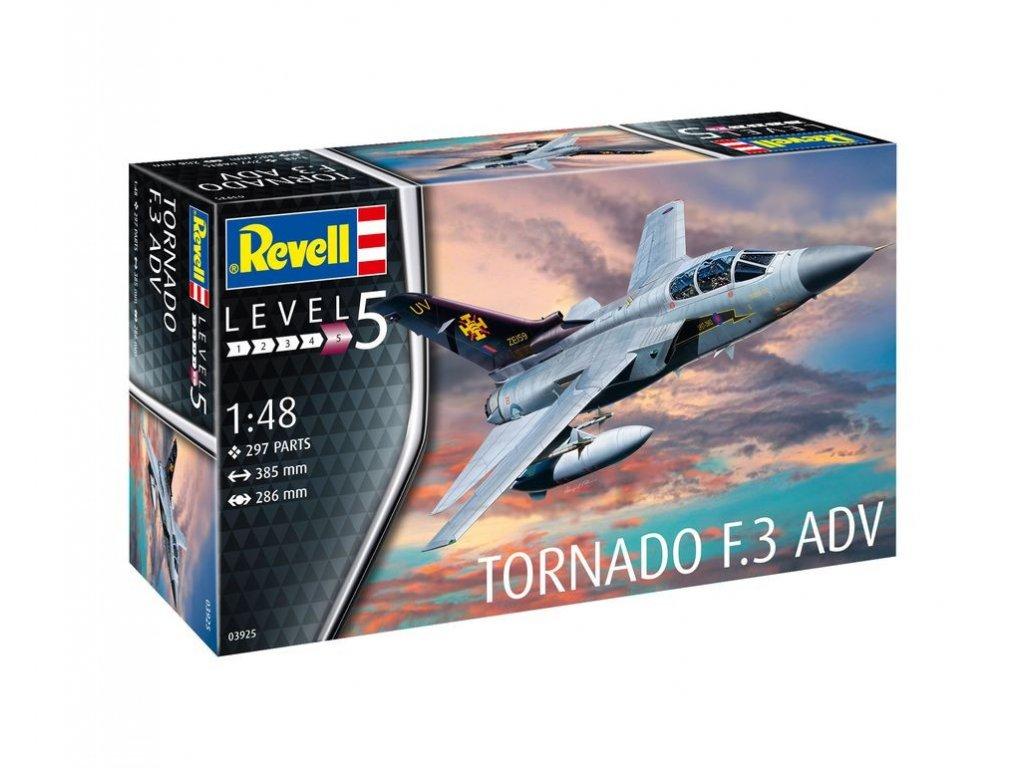 296 plastovy model lietadlo revell 03925 tornado f 3 adv 1 48