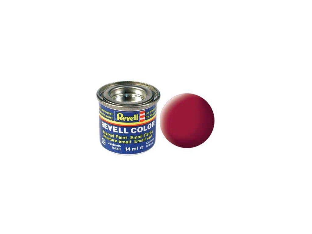 2966 farba revell emailova 32136 matna karminova carmine red mat