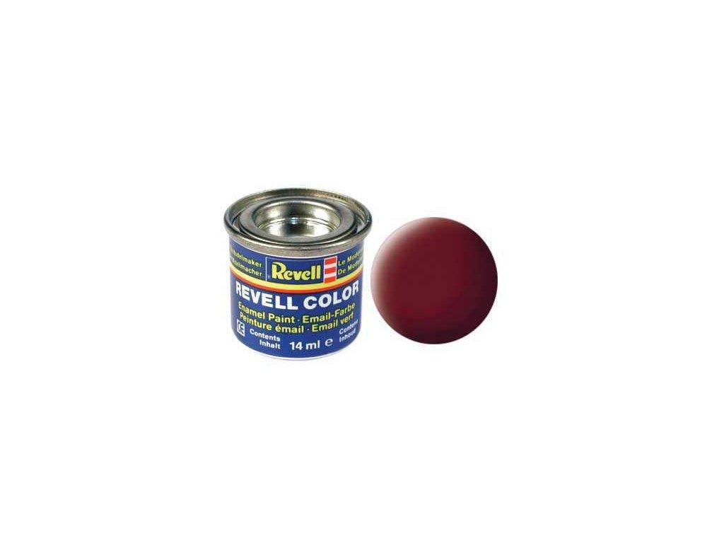 2969 farba revell emailova 32137 matna cerveno hneda reddish brown mat