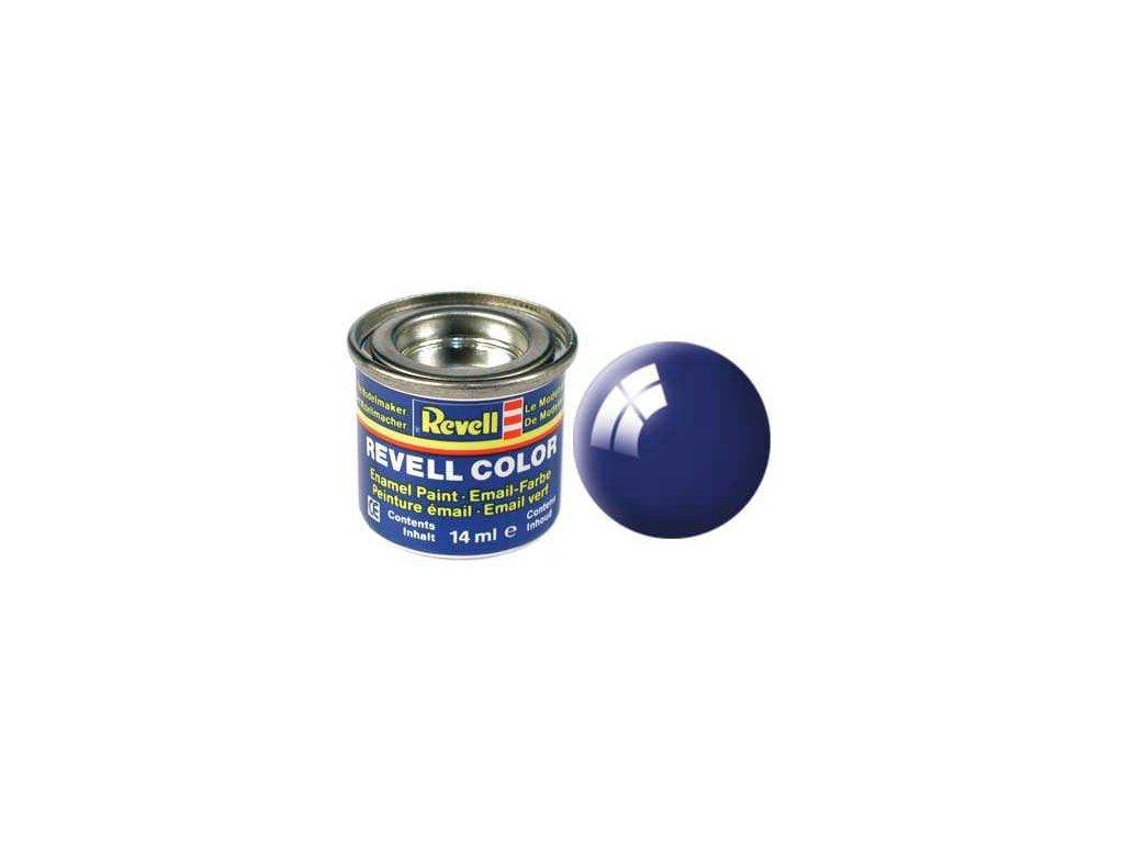 2987 farba revell emailova 32151 leskla ultramarinova modra ultramarine blue glos