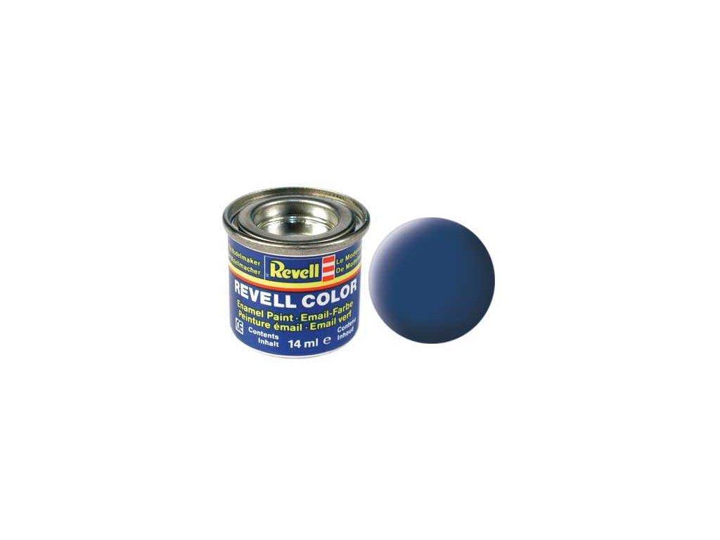 2993 farba revell emailova 32156 matna modra blue mat