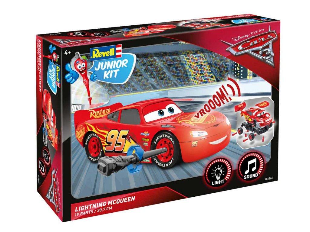 3014 junior kit auto 00860 cars 3 blesk mcqueen svetelne a zvukove efekty 1 20