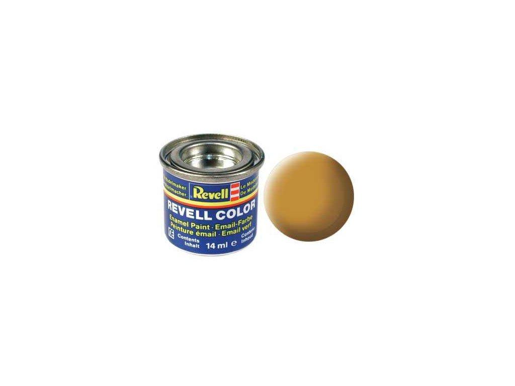 3035 farba revell emailova 32188 matna okrovo hneda ochre brown mat