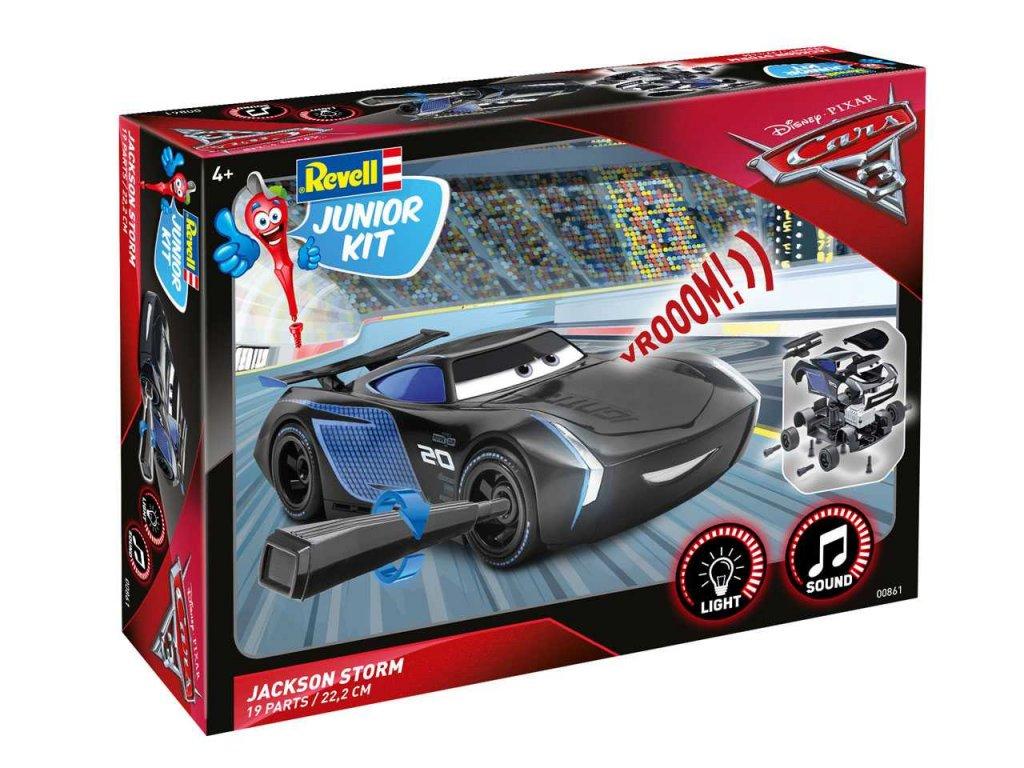 3047 junior kit auto 00861 cars 3 jackson hrom svetelne a zvukove efekty 1 20