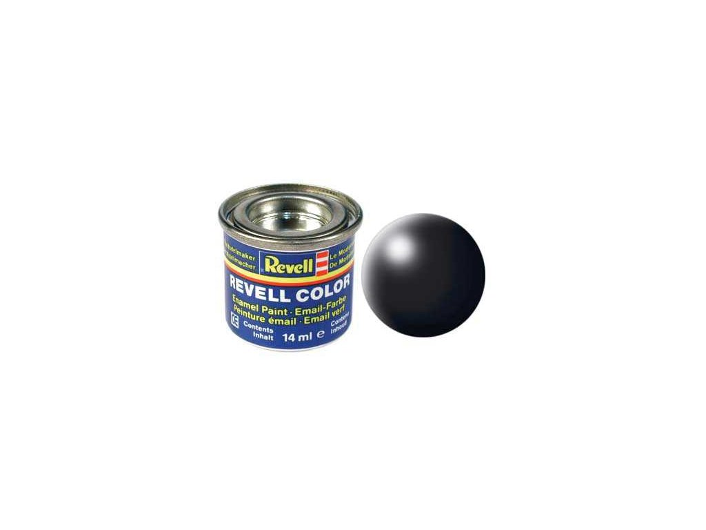 3053 farba revell emailova 32302 hodvabna cierna black silk
