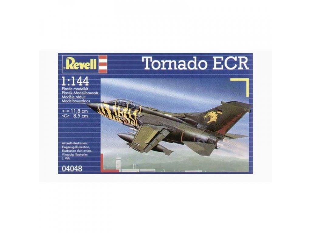 3134 plastovy model lietadlo revell 04048 tornado ecr 1 144