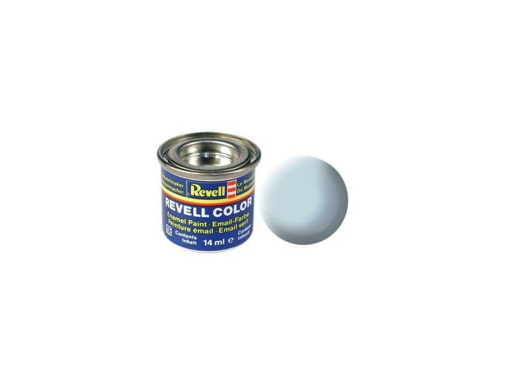 3221 farba revell emailova 32149 matna svetlo modra light blue mat