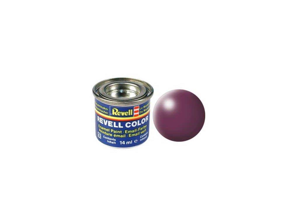 3290 farba revell emailova 32331 hodvabna nachovo cervena purple red silk