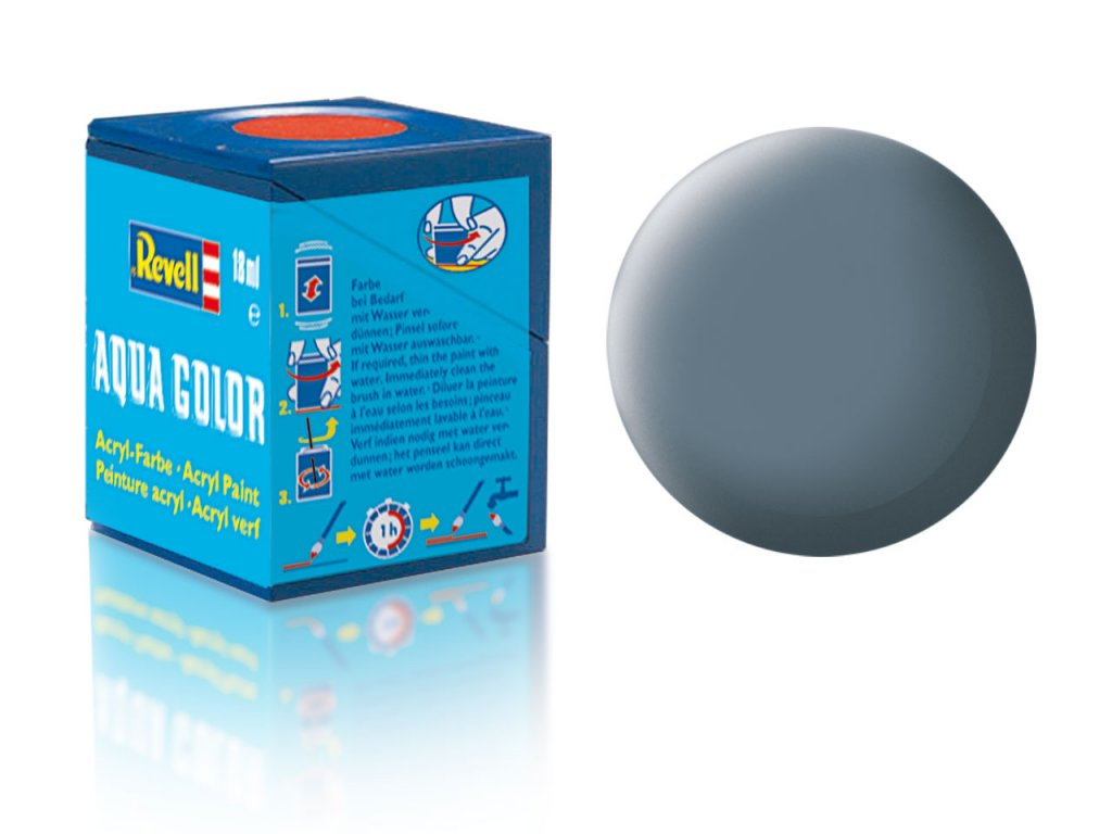 3539 farba revell akrylova 79 matna sedavo modra greyish blue matt