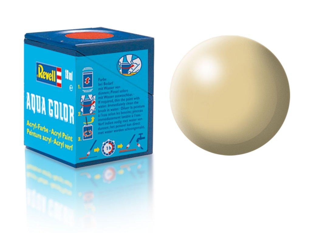 3599 farba revell akrylova 314 hodvabne matna bezova beige silk