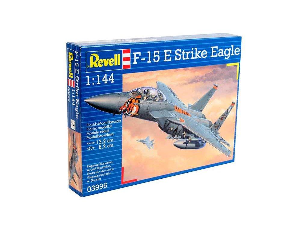 3713 plastovy model lietadlo revell 03996 f 15 e eagle 1 144