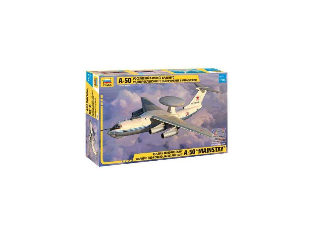 584 model kit lietadlo zvezda 7024 beriev a 50 mainstay 1 144