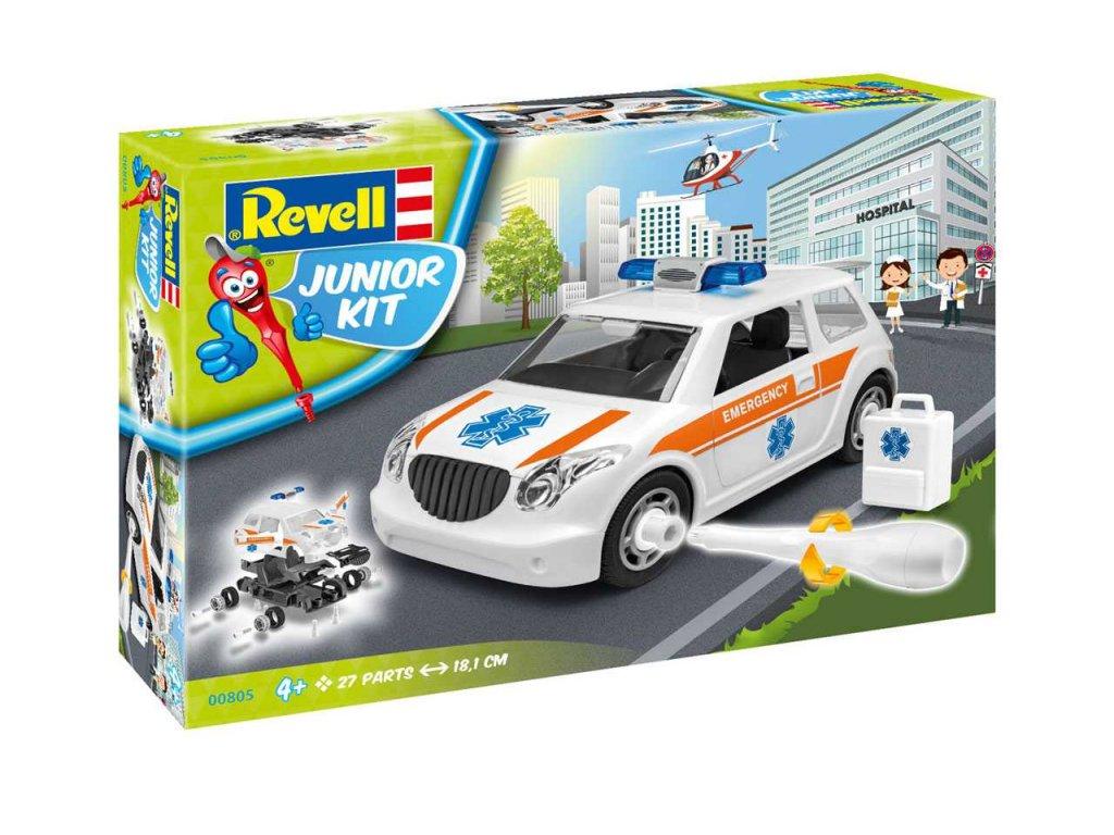794 junior kit auto 00805 rescue car 1 20