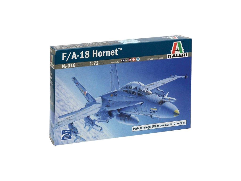 812 model kit lietadlo italeri 0016 f a 18c d wild weasel 1 72