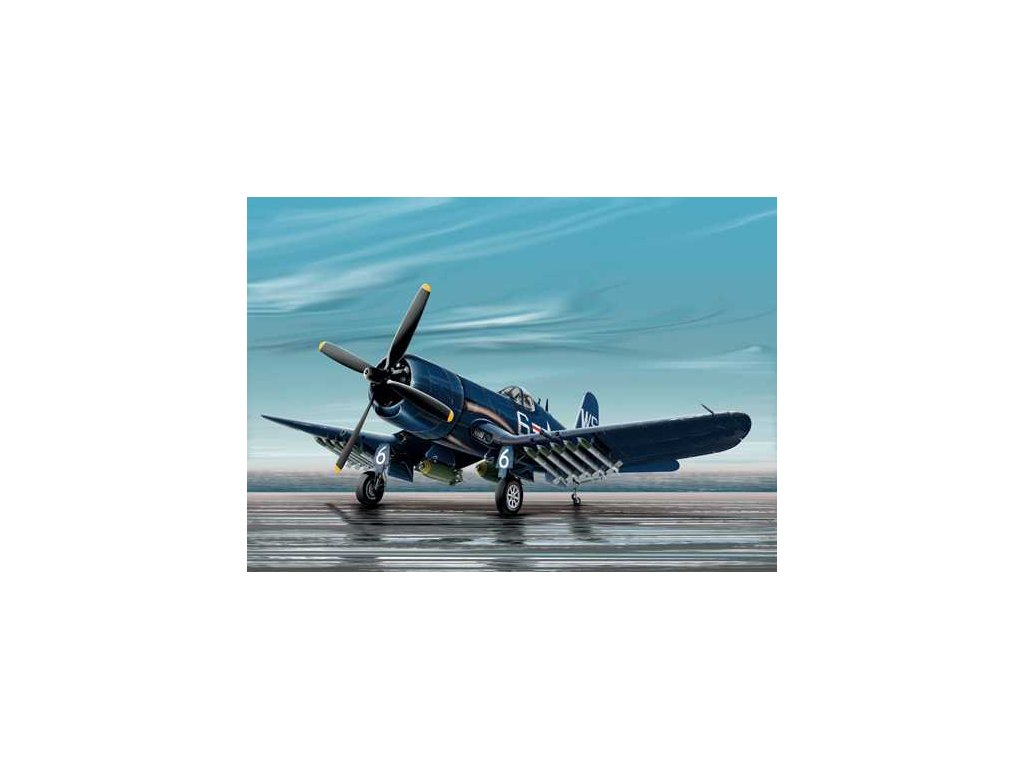 818 model kit lietadlo italeri 0062 f4u 4b corsair 1 72