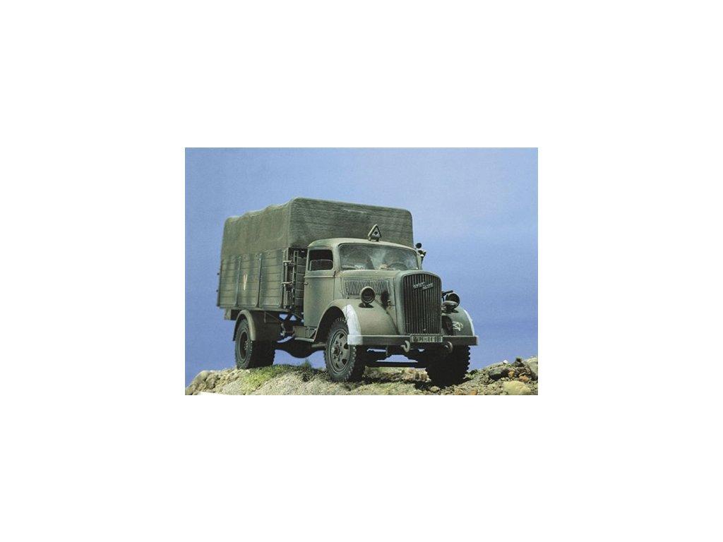 866 model kit military italeri 0216 kfz 305 opel blitz 1 35