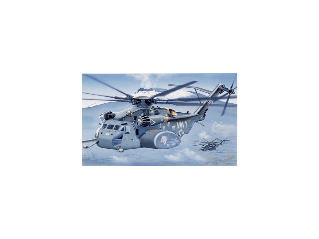 947 model kit vrtulnik italeri 1065 mh 53 e sea dragon 1 72