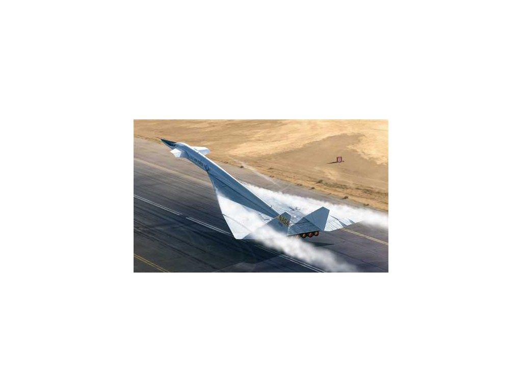 971 model kit lietadlo italeri 1282 xb 70 valkyrie 1 72
