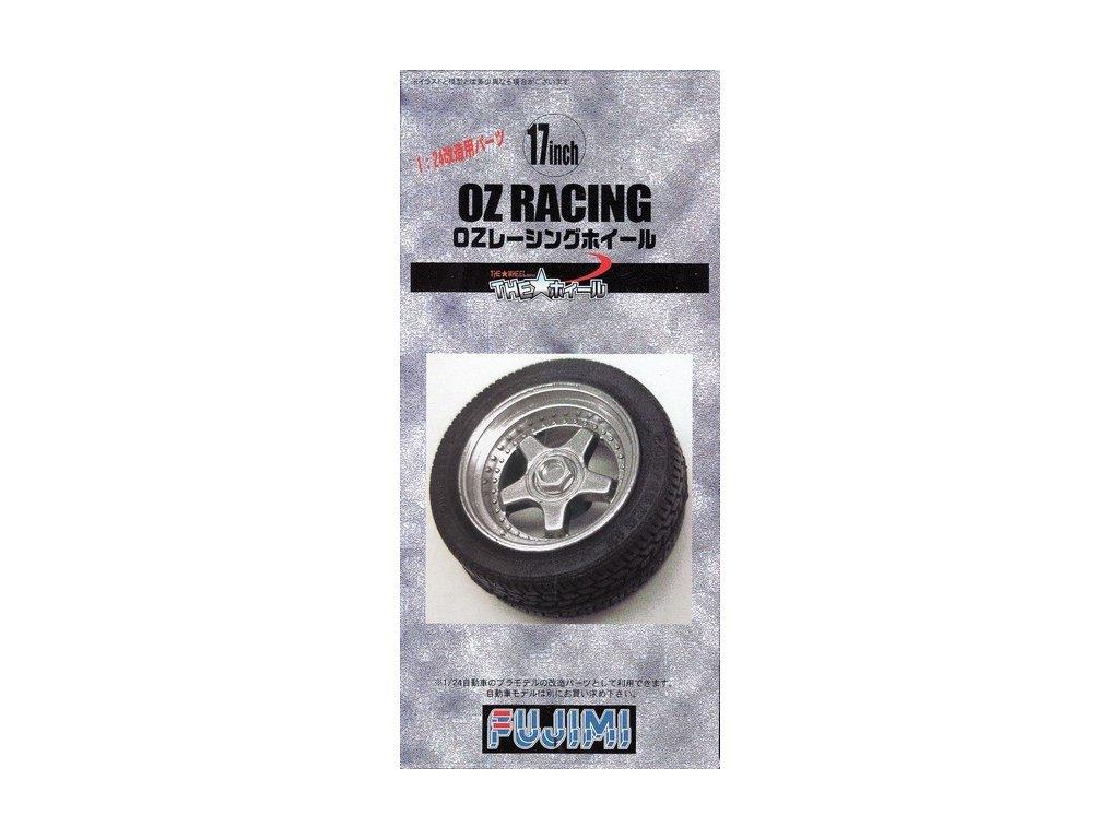 Disky FUJIMI FU19324 - 17 inch OZ Racing (1:24)