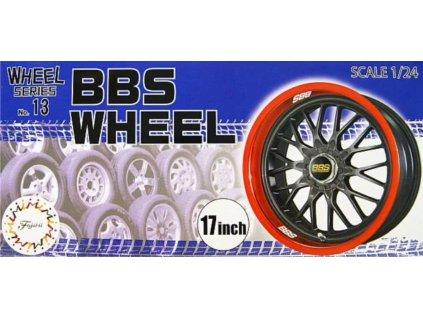 Disky FUJIMI FU19354 - BBS Wheel 17-inch (1:24)