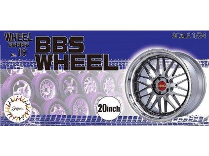 Disky FUJIMI FU19360 - BBS Wheel 20 inch (1:24)