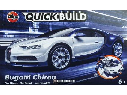 Quick Build auto AIRFIX J6044 - Bugatti Chiron