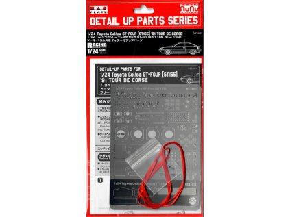 Detail up parts NUNU NE24015 - Toyota Celica GT-Four ST165 Detail Up Parts 1991 Tour de Corse (1:24)