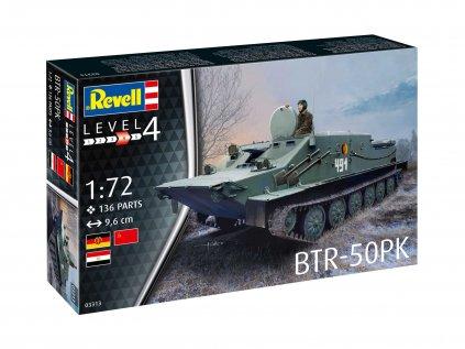 Plastový model tank REVELL 03313 - BTR-50PK (1:72)