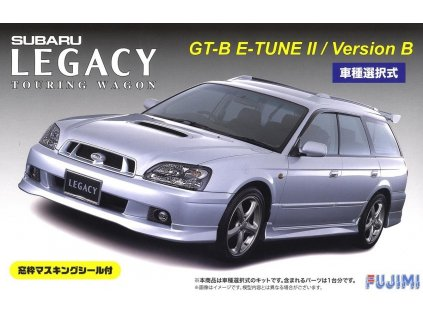 Model Kit auto FUJIMI FU03931 - Subaru Legacy Touring Wagon GT-B (1:24)