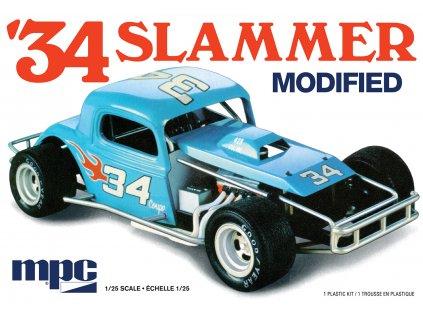 Plastový model auto MPC 0927 - 1934 Slammer Modified (1:25)