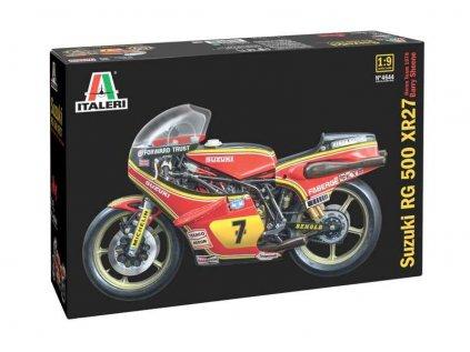 Model Kit motorka ITALERI 4644 - Suzuki RG 500 XR27 (Team Heron - Barry Sheene) 1978 (1:9)