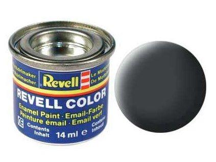 3008 farba revell emailova 32177 matna prachovo seda dust grey mat