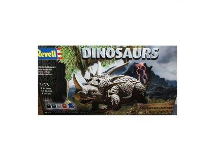 4295 darcekovy set dinosaurus revell 06472 styracosaurus 1 13
