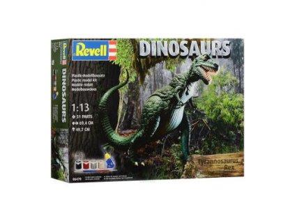 4526 darcekovy set revell dinosaurus 06470 tyrannosaurus rex 1 13