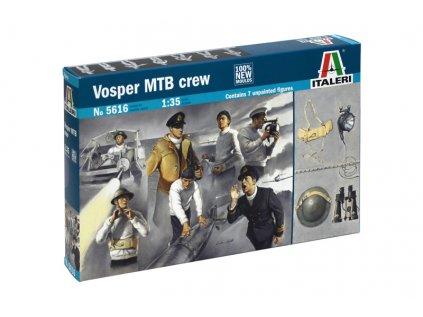 5480 model kit figurky italeri 5616 vosper mtb crew 1 35