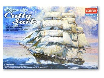 6215 model kit lod academy 14110 cuttysark 1 350