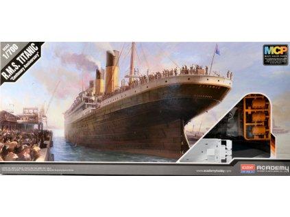 6248 model kit lod academy 14214 r m s titanic centenary anniversary mcp 1 700