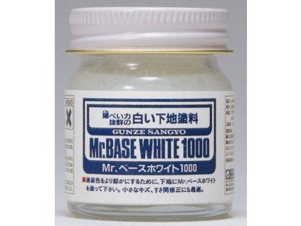 6806 mr base white 1000 gunze sf283 zaklad biely 40ml