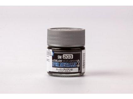 6992 mr color super metallic colors ii gunze sm203 zelezo ii