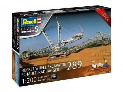 7526 darcekovy set revell 05685 bucket wheel excavator 289 schau 289 1 200